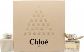 Chloé Presentset 50ml EDP + 100ml Body Lotion