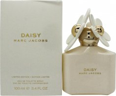 Marc Jacobs Daisy 10th Anniversary Edition Eau de Toilette 100ml Spray - White Edition