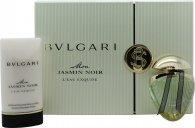 Bvlgari Mon Jasmin Noir L'Eau Exquise Gift Set 25ml EDT + 75ml Body Lotion