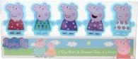 Peppa Pig Five Day Presentset 5x 50ml Bad & Duschgel