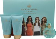 Made in Chelsea Giftset 50ml EDP + 150ml Duschkräm + 150ml Shimmer Lotion