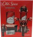 Old Spice Original Gift Set 150ml Deodorant Spray + 250ml Duschgel