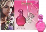 Britney Spears Fantasy Giftset 30ml EDP + Hjärtformat Halsband