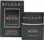 Bvlgari Man In Black Eau de Parfum 30ml Sprej
