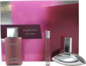 Calvin Klein Euphoria Giftset 50ml EDP + 100ml Body Lotion