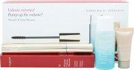 Clarins Wonder Volume Gift Set 7ml Mascara 01 Black + 30ml Instant Eye Make-Up Remover + 5ml Instant Concealer