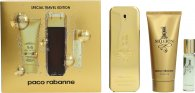 Paco Rabanne 1 Million Presentset 2 x 50ml EDT