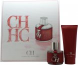 Carolina Herrera Carolina CH Gift Set 50ml EDT + 100ml Body Lotion