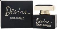 Dolce & Gabbana The One Desire Eau de Parfum 30ml Sprej