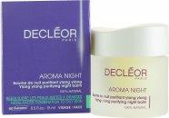 Decleor Aroma Night Ylang Ylang Purifying Night Balm (Fet & Kombinations Hy) 15ml