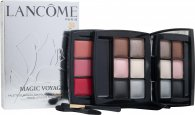Lancome Magic Voyage Travel Lip & Eye Palette 6x Ögonskugga  + 3x Lip Colour + 2x Applicator