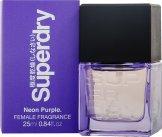 Superdry Neon Purple