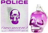Police To Be Woman Eau de Parfum 75ml Sprej