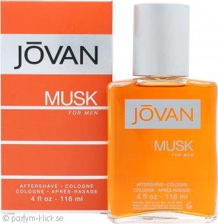 Jovan Jovan Musk For Men Aftershave 118ml
