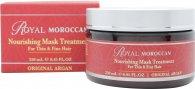 Royal Moroccan Nourishing Mask Treatment 250ml - Tunnt Hår