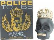 Police To Be The King Eau de Toilette 75ml Sprej