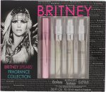 Britney Spears Fragrance Collection Presentset 10ml EDP Fantasy + 10ml EDP Midnight Fantasy + 10ml EDP Curious
