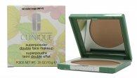 Clinique Superpowder Double Face Powder 10g - Matte Beige