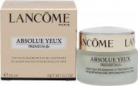 Lancome Absolue Yeux Premium Bx Regenerating And Replenishing Eye Cream 20ml