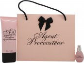 Agent Provocateur Presentset 5ml EDP Spray + Bubble Luscious Bathing Bubble Wash 50ml