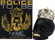 Police To Be The King Eau de Toilette 125ml Sprej