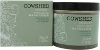 Cowshed Spearmint Exfoliating Sea Salt Scrub 350ml