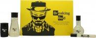 Breaking Bad Presentset 75ml EDT + 150ml Body Wash + 2 x 14g Badbomb + 15ml EDT