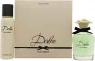 Dolce & Gabbana Dolce Gift Set 75ml EDP Spray + 100ml B/Lotion
