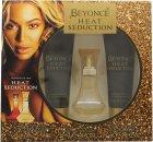 Beyonce Heat Seduction Giftset 30ml EDT + 75ml Body Lotion + 75ml Duschgel