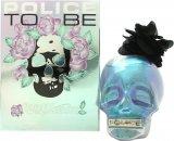 Police To Be Rose Blossom Eau de Parfum 125ml Sprej