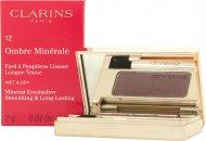 Clarins Ombre Minerale Eyeshadow 2g - 12 Aubergine