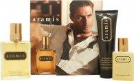 Aramis Aramis Presentset 110ml EDT Spray + 50ml EDT Splash + 100ml Aftershave Balm