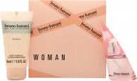 Bruno Banani Woman Gift Set 20ml EDT + 50ml Duschgel
