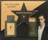 Antonio Banderas The Golden Secret Presentset 50ml EDT + 100ml A/Shave Balm