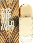 Carolina Herrera 212 VIP Wild Party 2016 Limited Edition