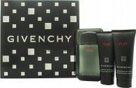 Givenchy Play Intense Presentset 100ml EDT + 75ml Duschgel + 75ml After Shave Gel