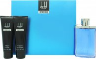Dunhill Desire Blue Presentset 100ml EDT + 90ml Duschgel + 90ml After Shave Balm