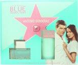 Antonio Banderas Blue Seduction for Women Presentset 50ml EDT + 100ml Body Lotion