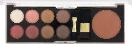 Sunkissed Eye Palette & Bronzer Set - Everyday Glamour 11 Delar
