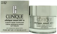 Clinique Smart Custom Repair SPF15 50ml - Dry/Combination Skin