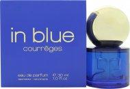 Courreges In Blue Eau de Parfum 30ml Spray