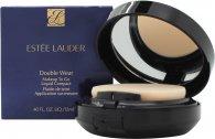 Estée Lauder Double Wear Makeup To Go Liquid Compact Foundation 12ml - 4C1 Outdoor Beige
