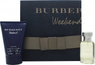 Burberry Weekend Presentbox 50ml EDT + 100ml All Over Shampoo
